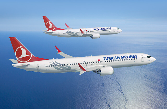 Turkish Airlines introduces in-flight internet