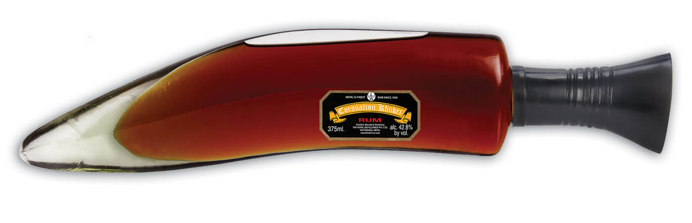 Khukri Rum sharpens its act