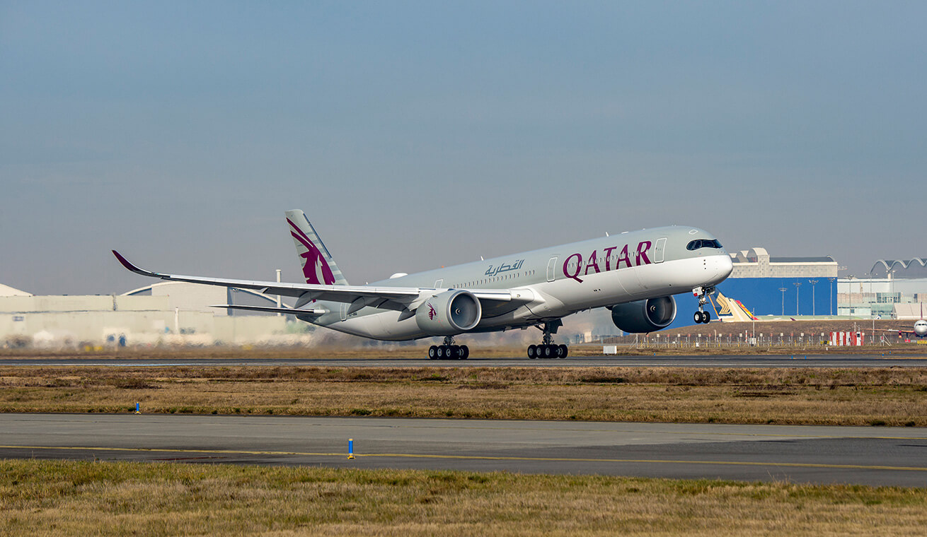 Qatar Airways introduces in flight internet