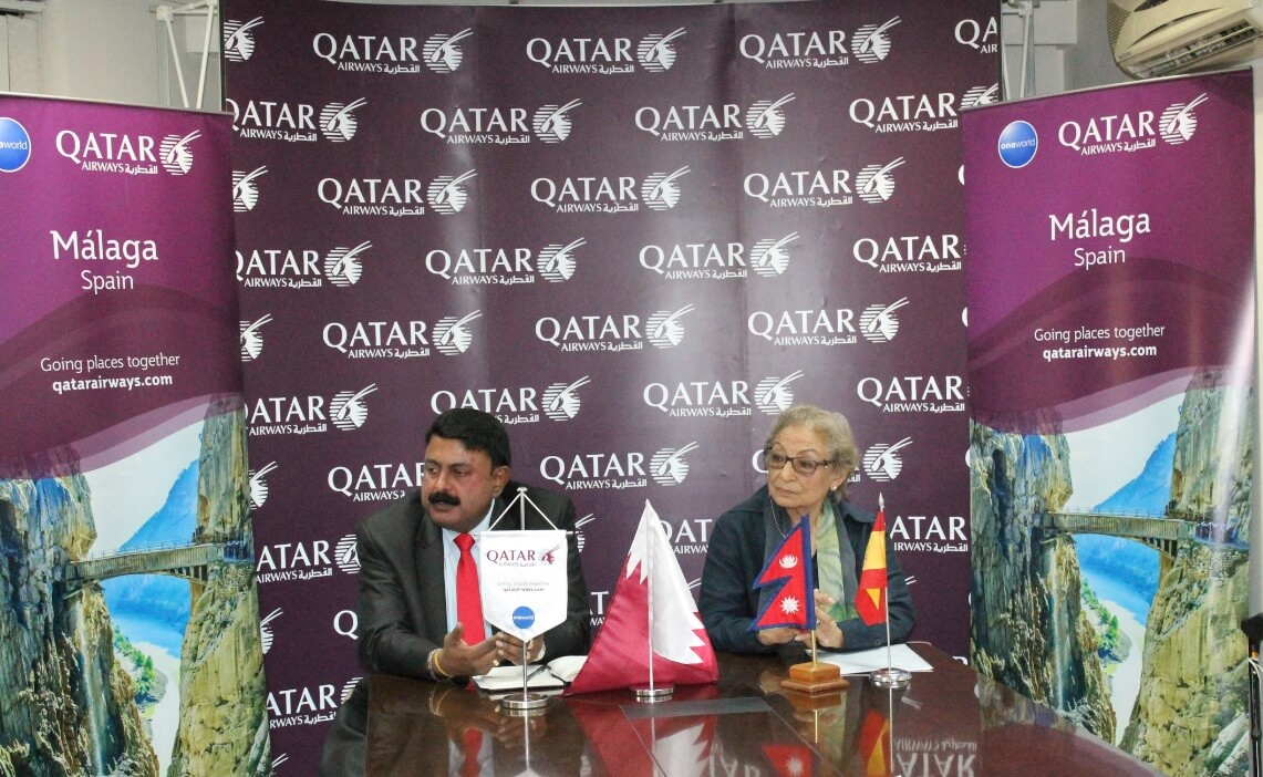 Qatar Airways launches new flights to Spain