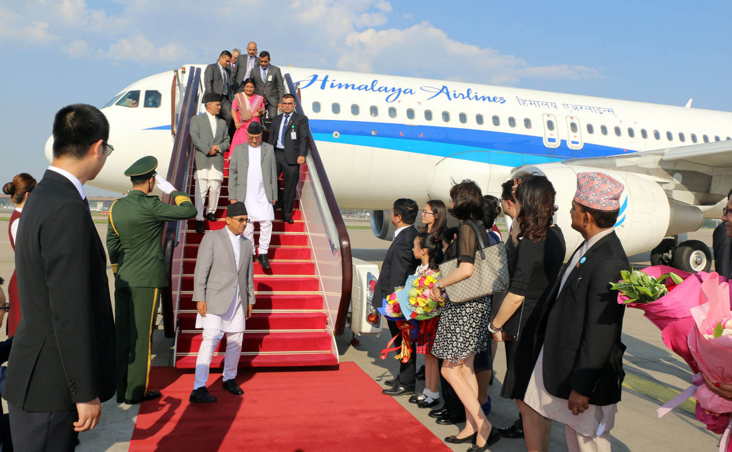 PM KP Oli arrives in Beijing on Tuesday for a six-day state visit to China. Nepal and China are expected to sign agreements on railway, energy, cross-border transmission lines and connectivity during Oli's visit.