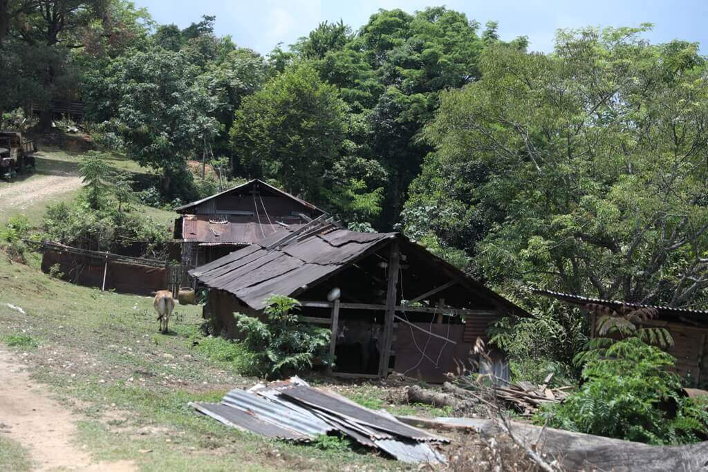 Lost village of Nepalis in Thailand