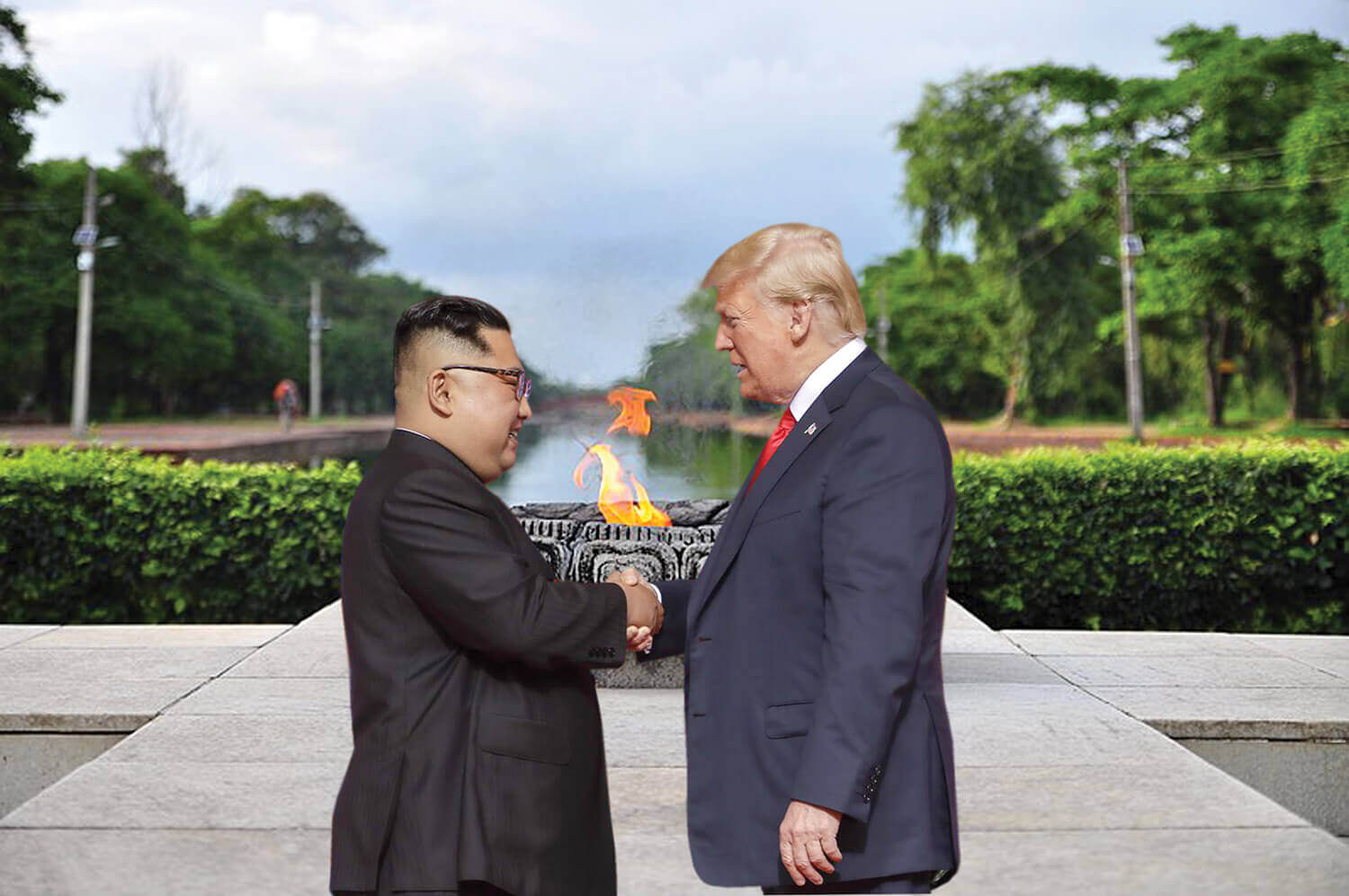 Next Kim-Trump Summit in Lumbini?