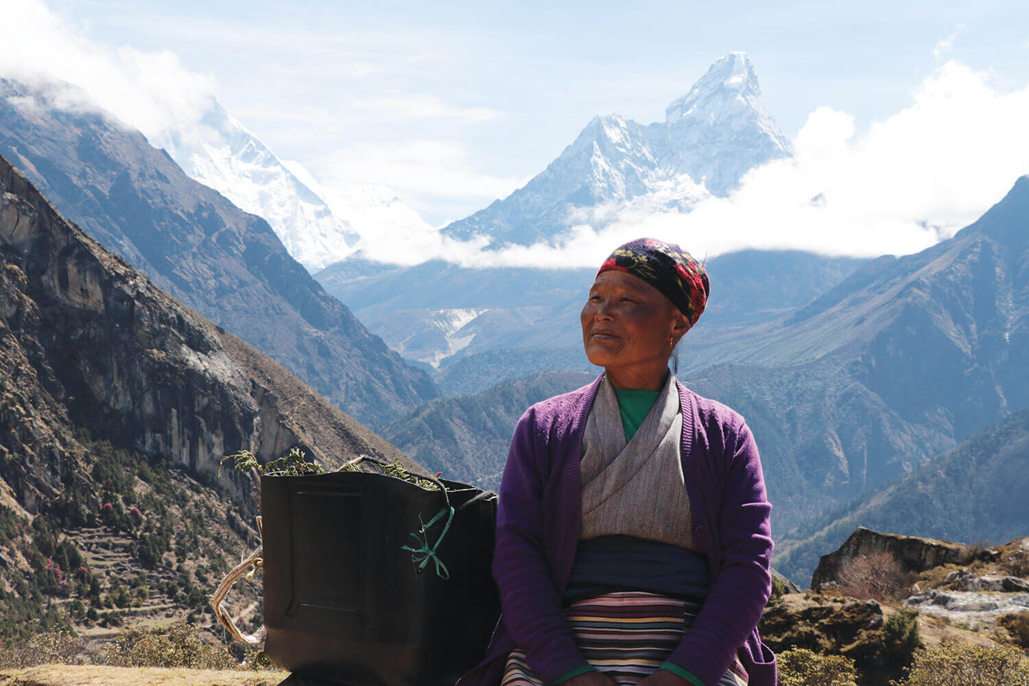 Khumbu wants its share