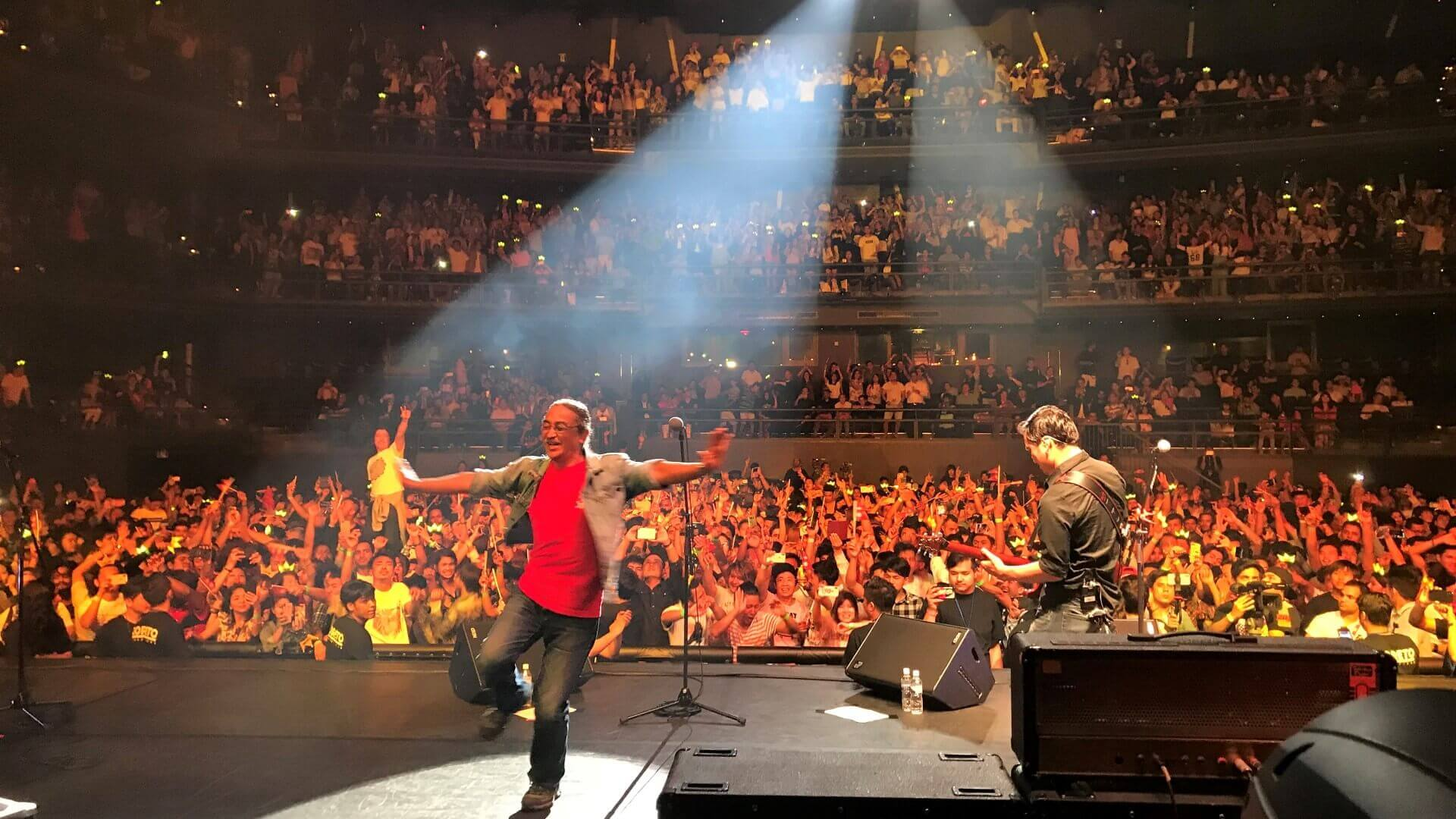 Nepathya in Tokyo Dome City Hall