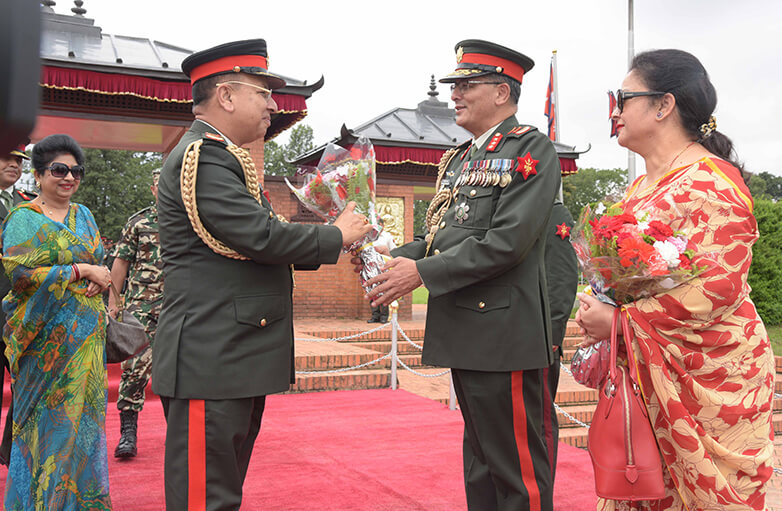 Chief of Nepal Army to visit China