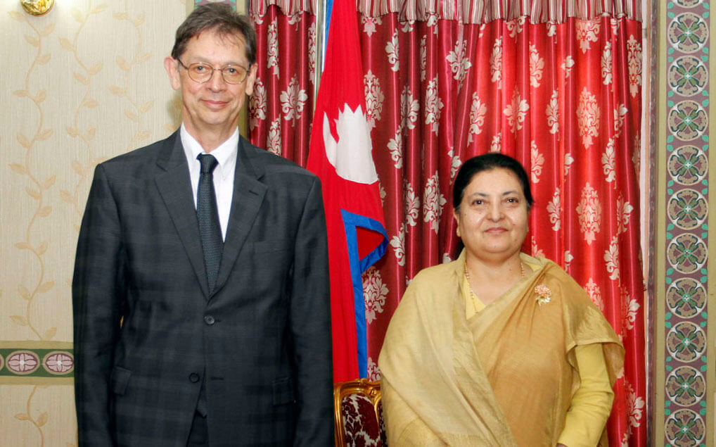French Ambassador bids farewell