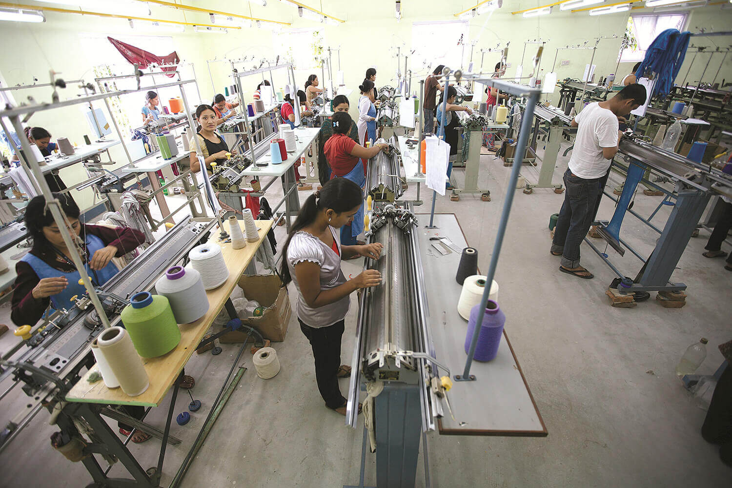 Nepali Times | A post mortem of Nepal's garment boom