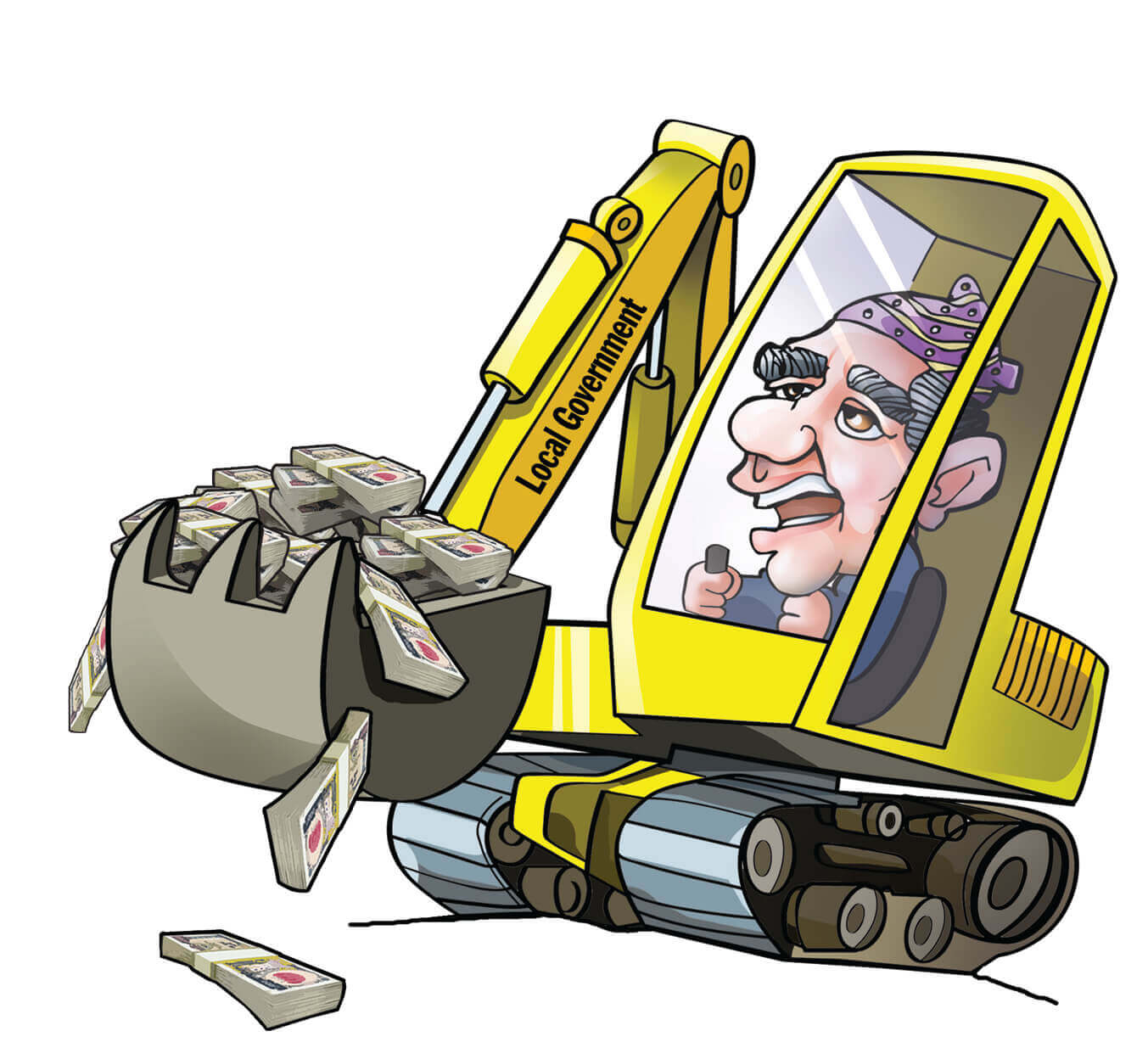 Bulldozing democracy