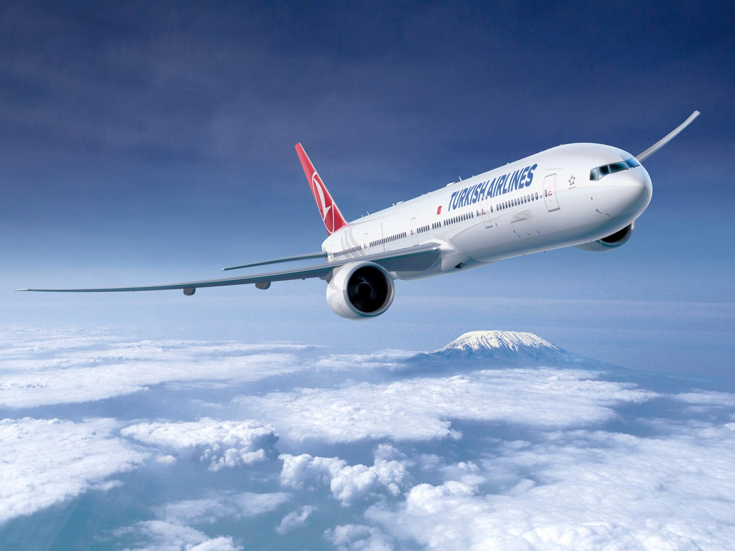 Turkish Airlines continues its growth trend