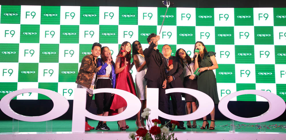 Oppo drops its latest F9 in Nepal