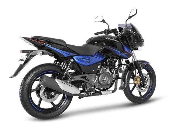 New Pulsar hits the road
