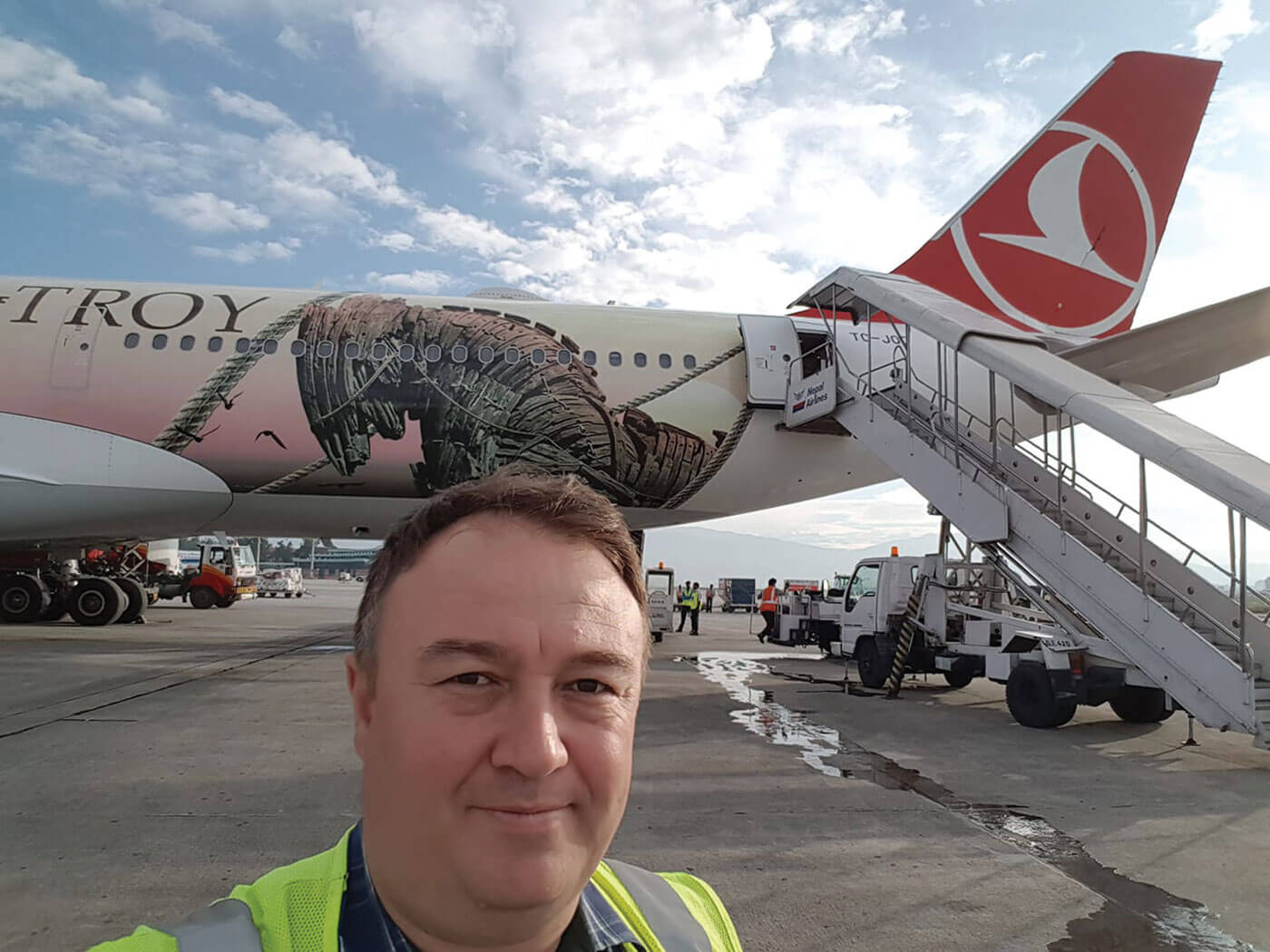 Turkish Airlines goes daily