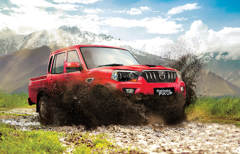 Mahindra launches new PikUp in Nepal