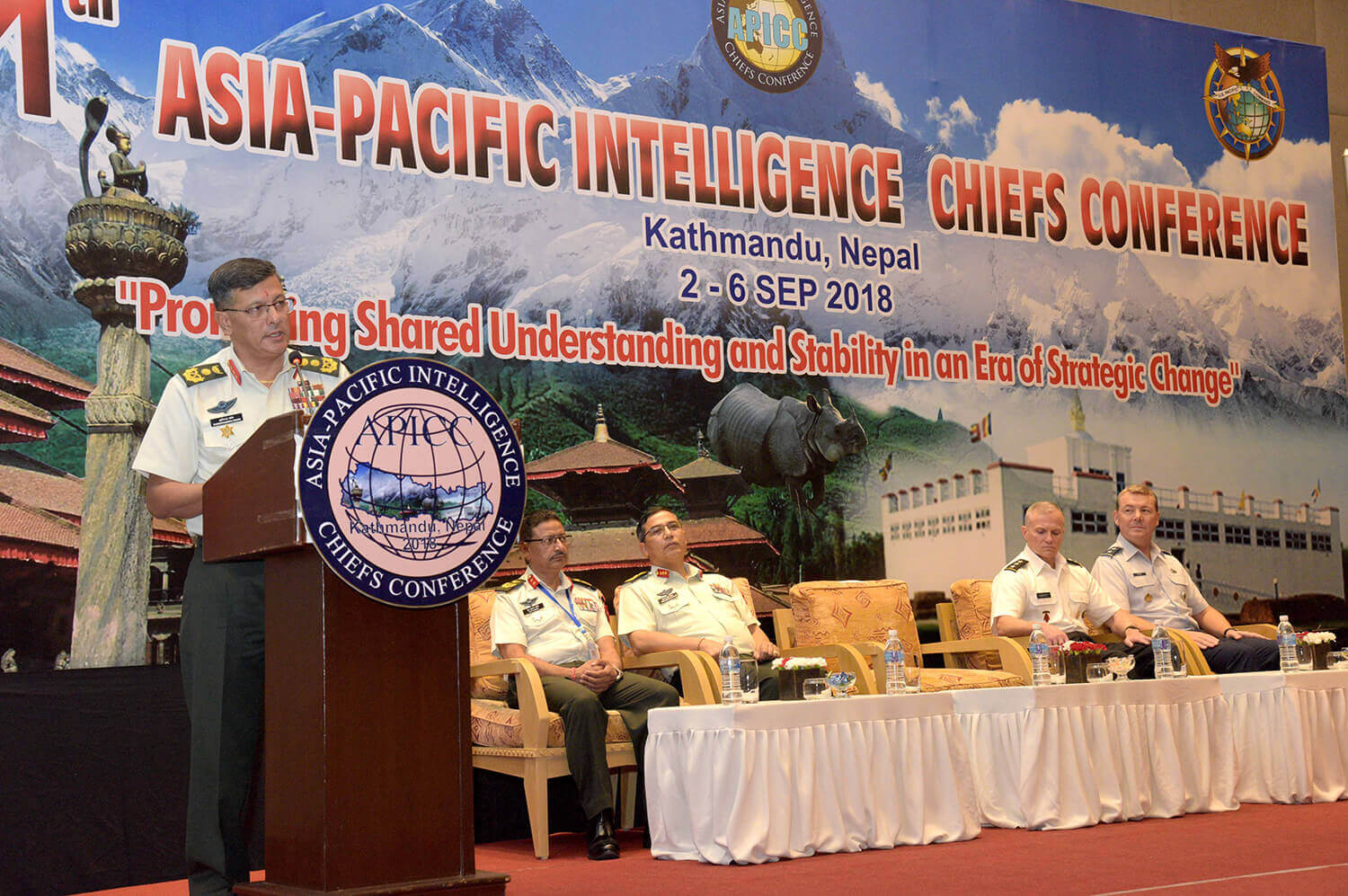Asia-Pacific Intelligence Chiefs Conference