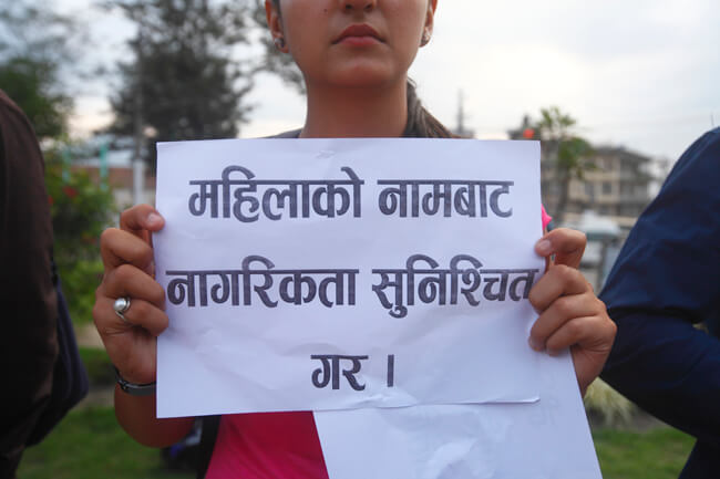 Perpetuating patriarchy in Nepal