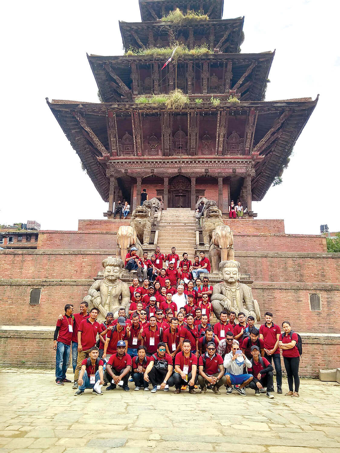 Guiding Nepal's tourism industry