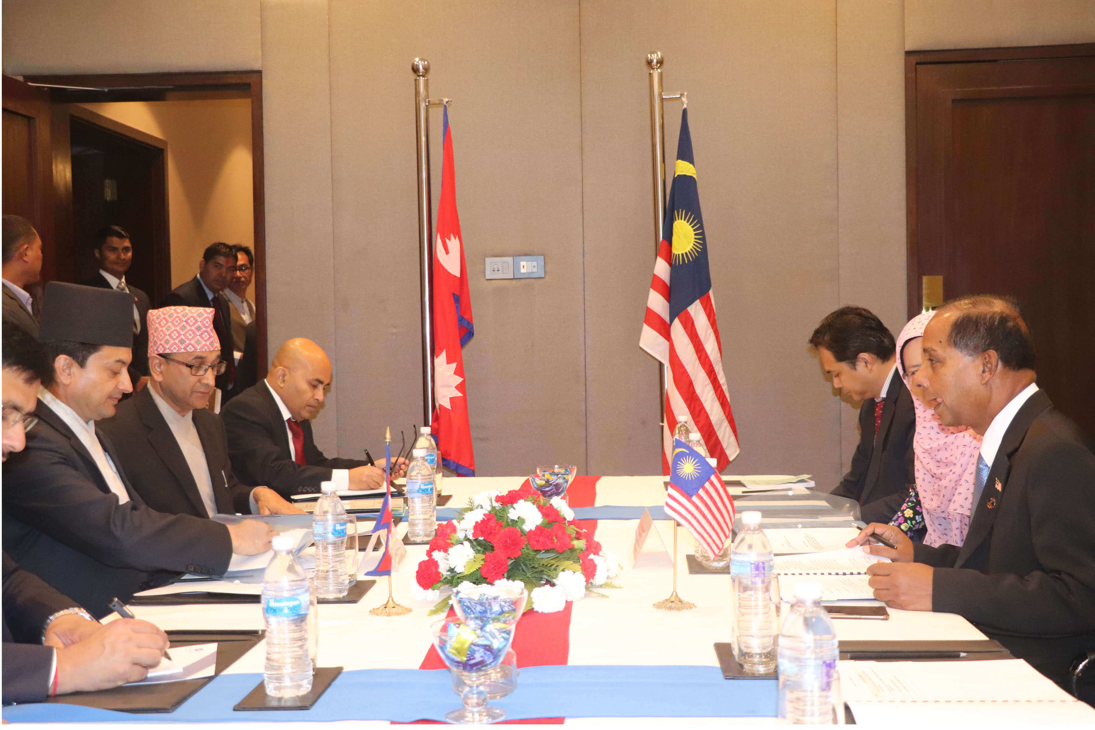 Malaysian Minister in Nepal