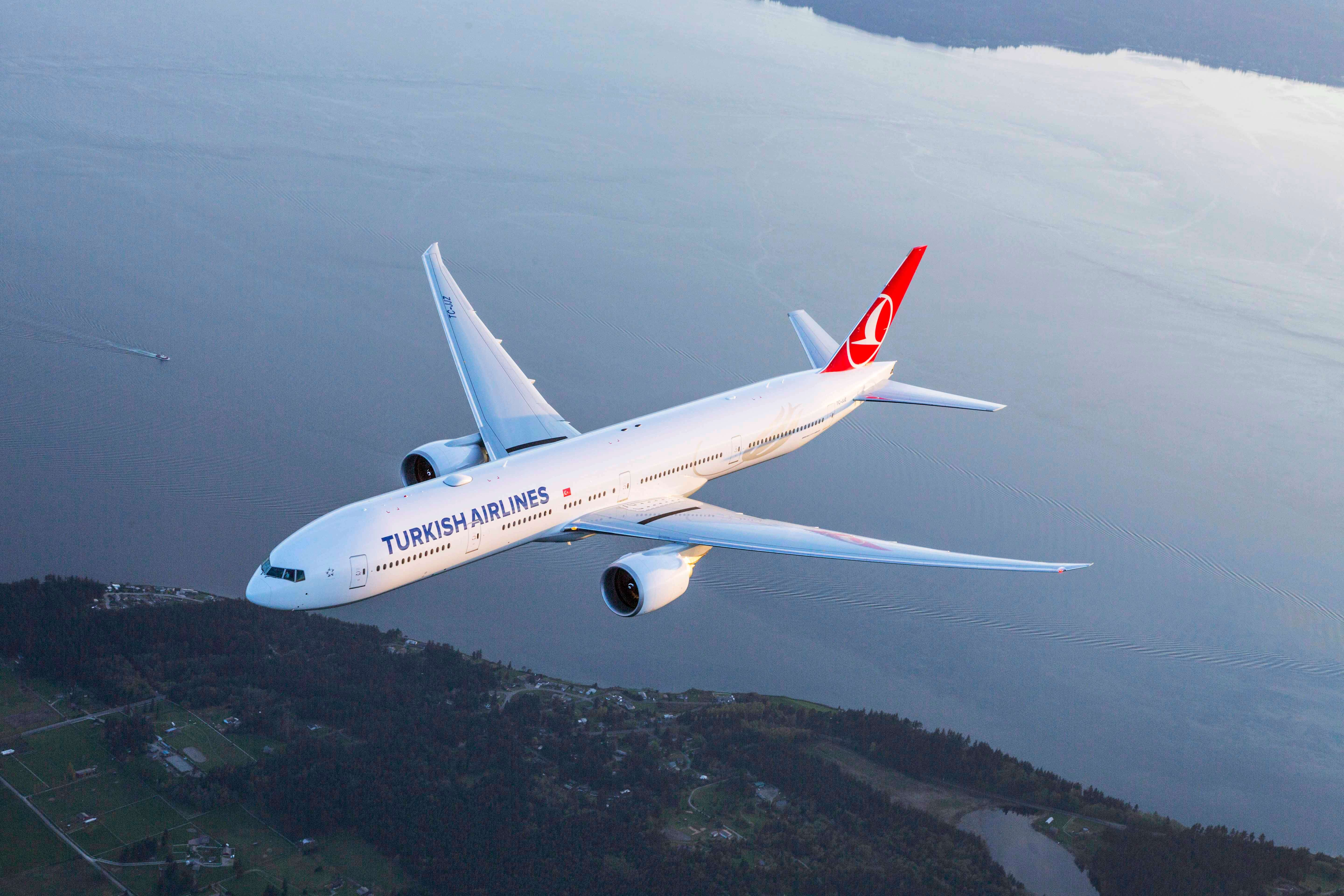 Turkish Airlines restarts its Ankara-Rome flights