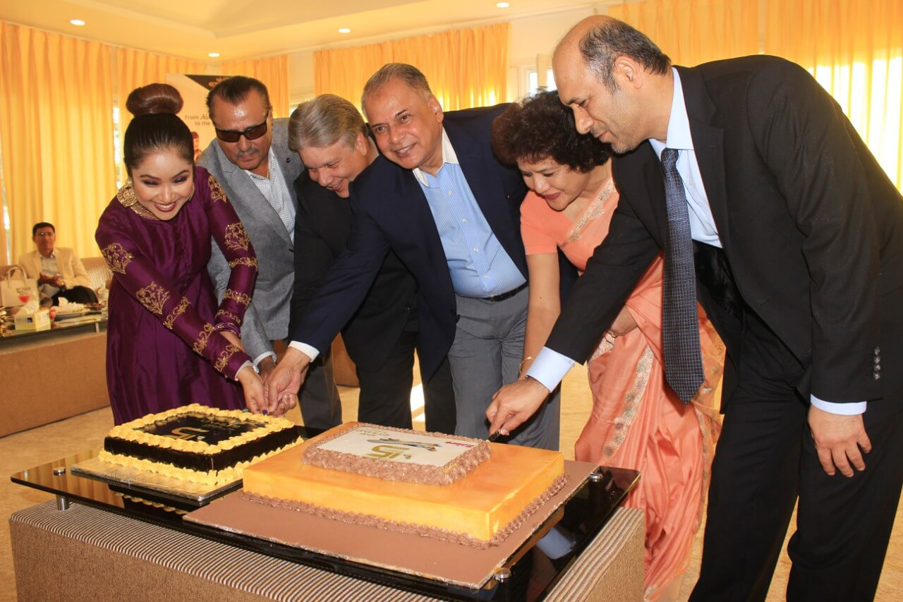 15 years of Etihad Airways
