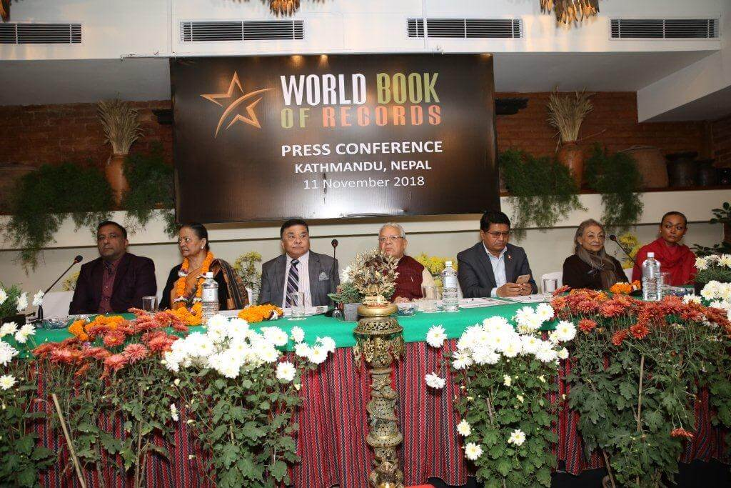 Dwarika world book of records