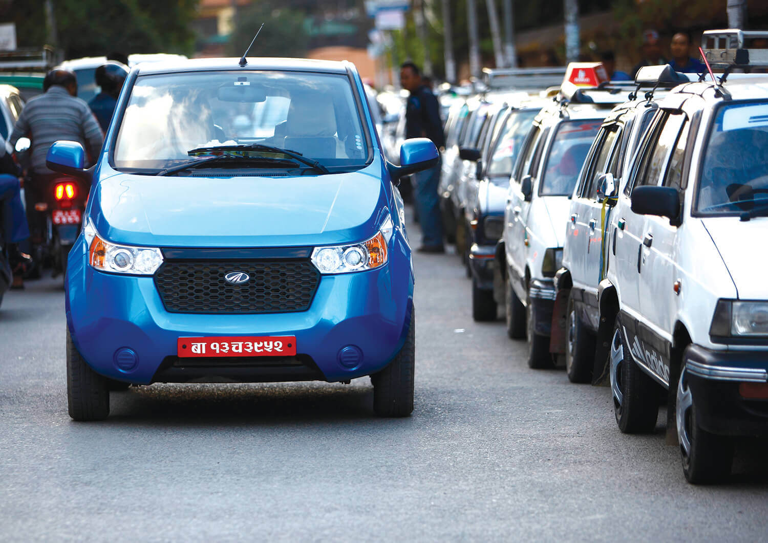 Nepali Times | Nepal's electric transport future is here