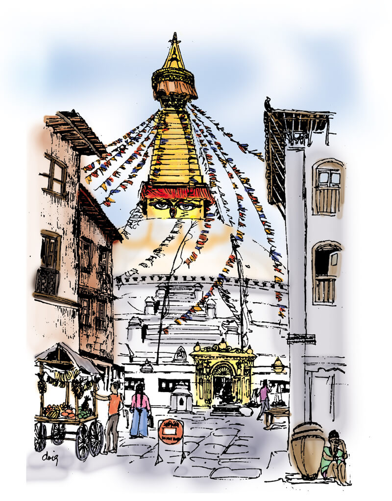 Nepali Times | A temple by another name