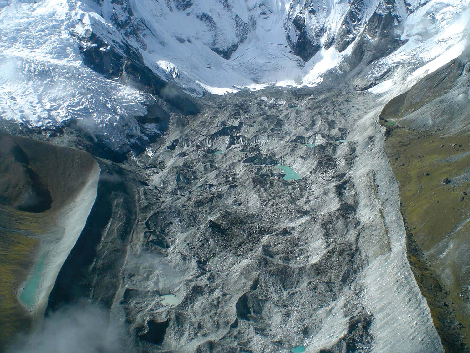 Terrifying assessment of a Himalayan melting