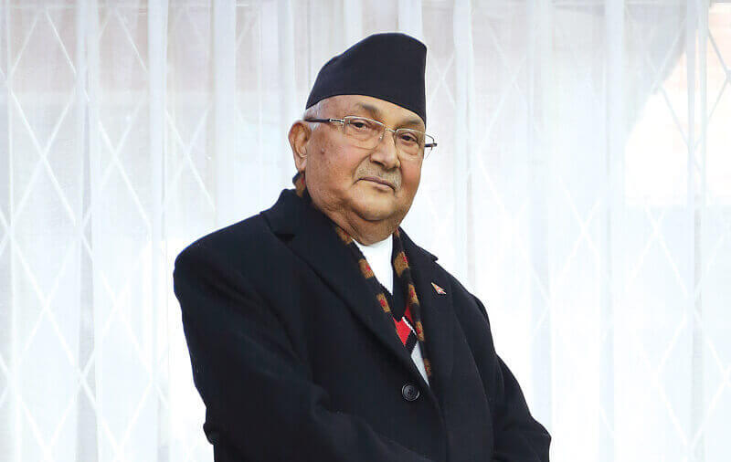 Nepal's Prime Minister takes charge