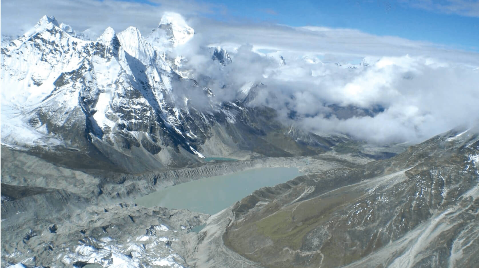 One-Third of Himalayan Glaciers Could Melt by 2100
