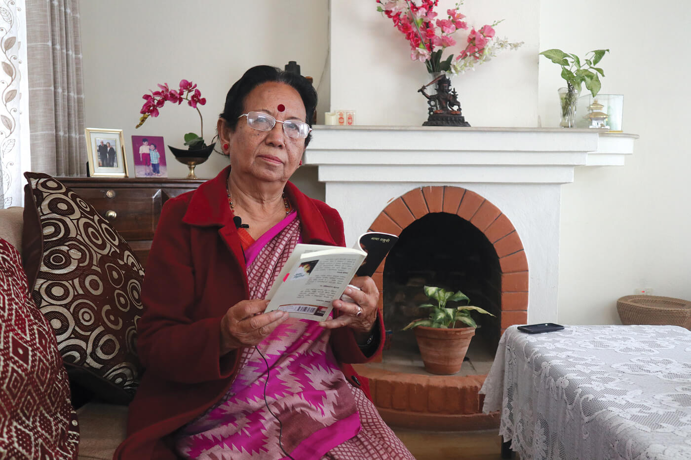 Maya Thakuri: Writing between the lines