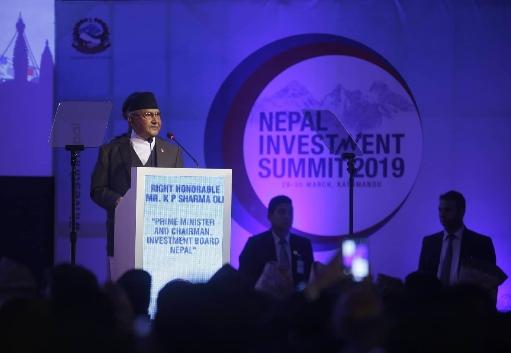 """Investing in Nepal is risk free"""