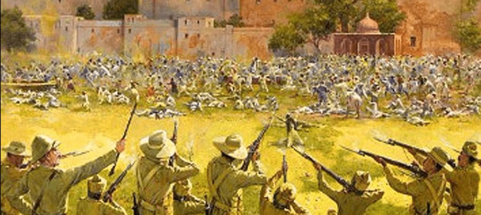 100 years after Amritsar