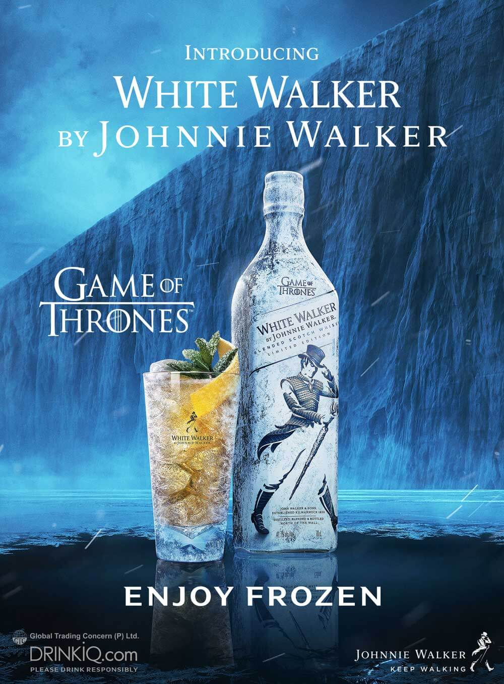 White Walker Whiskey