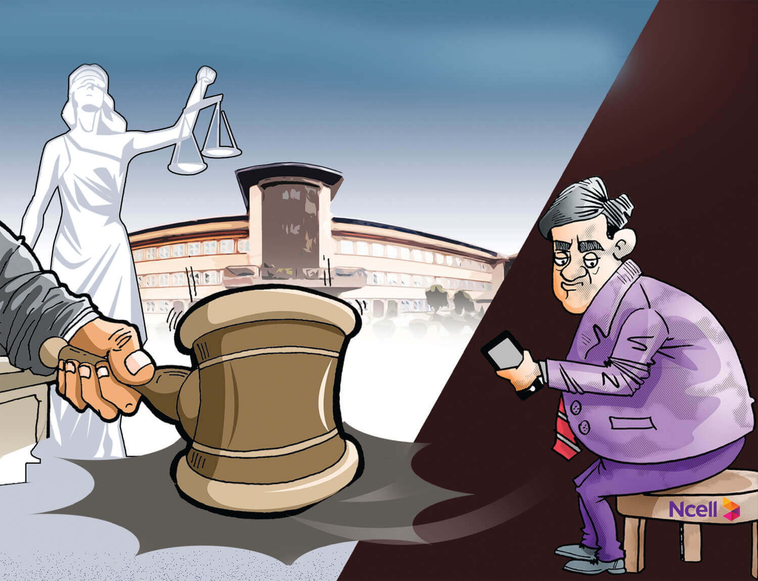 Nepal has strong case on Ncell arbitration