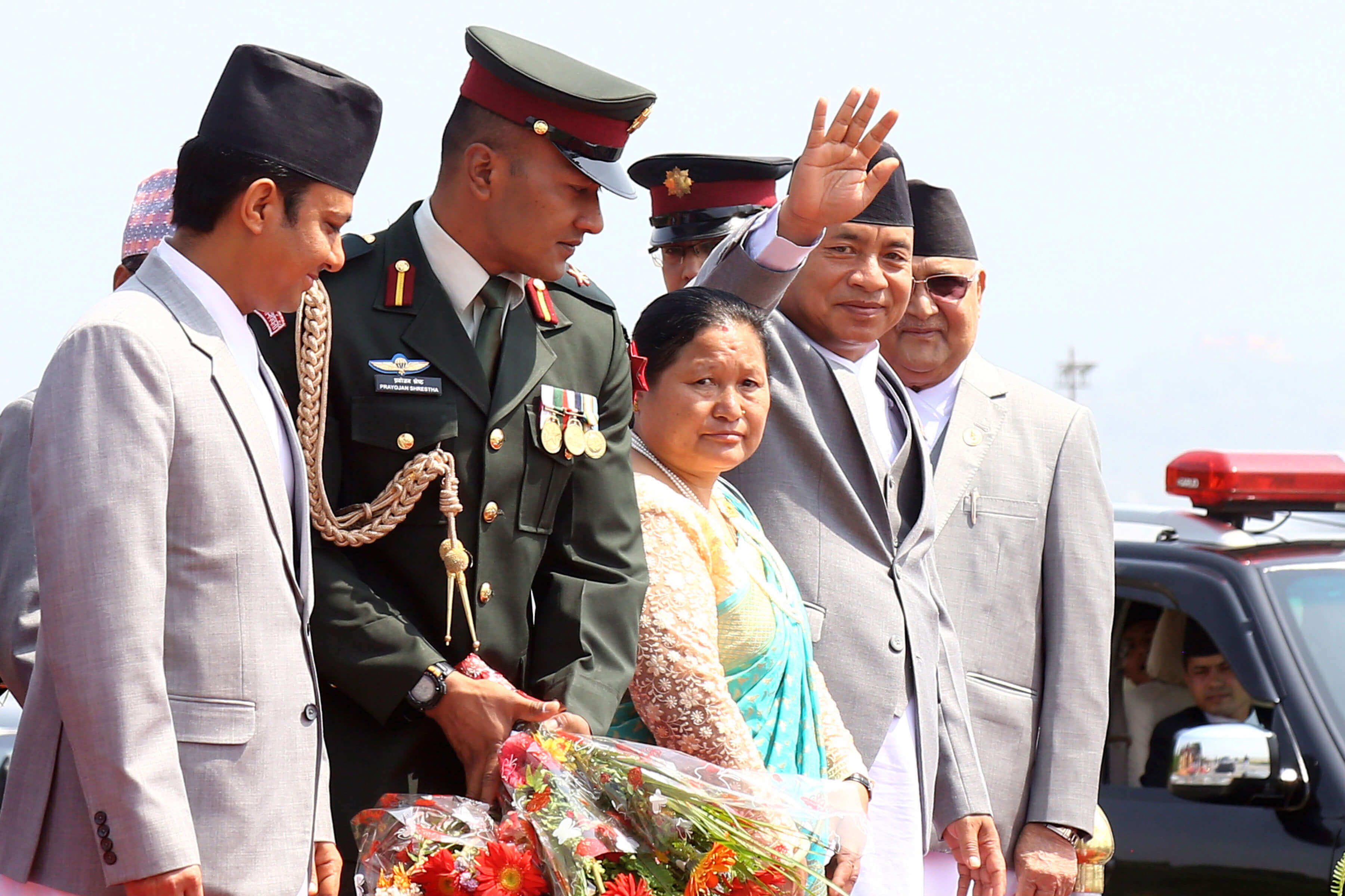 Vice President Nanda Kishor Pun leaves for Austria on Sunday on a week-long visit at the invitation of the Austrian President Alexander Van der Bellen. Pun will attend the R-20 World Summit on Climate Change to be organised in Vienna on May 28.