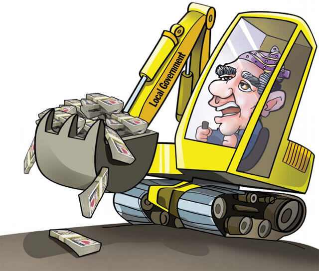 Dozers and Nepal's development