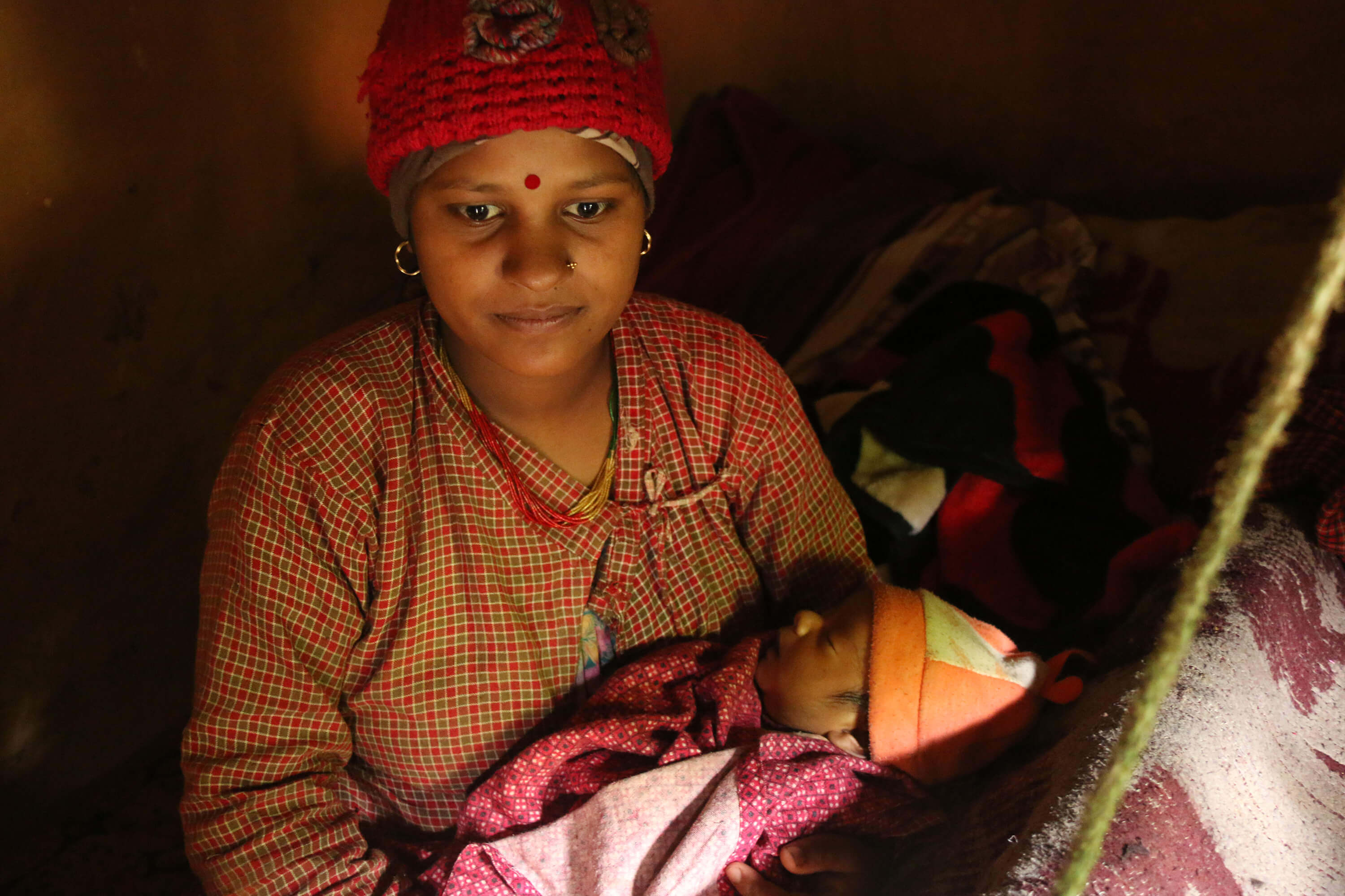 Child marriage in Nepal: eloped at 13, mother by 17