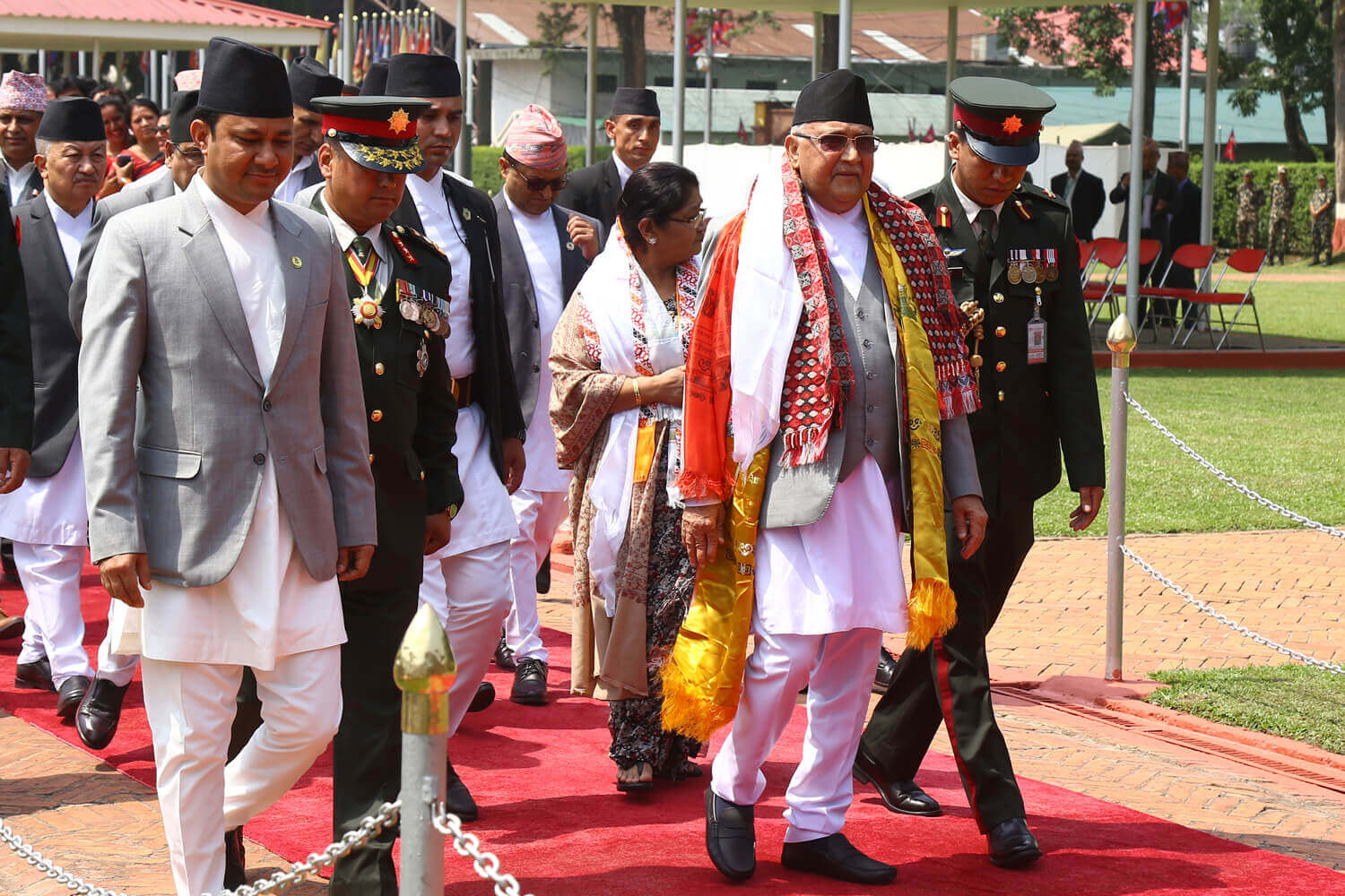 PM back to Nepal