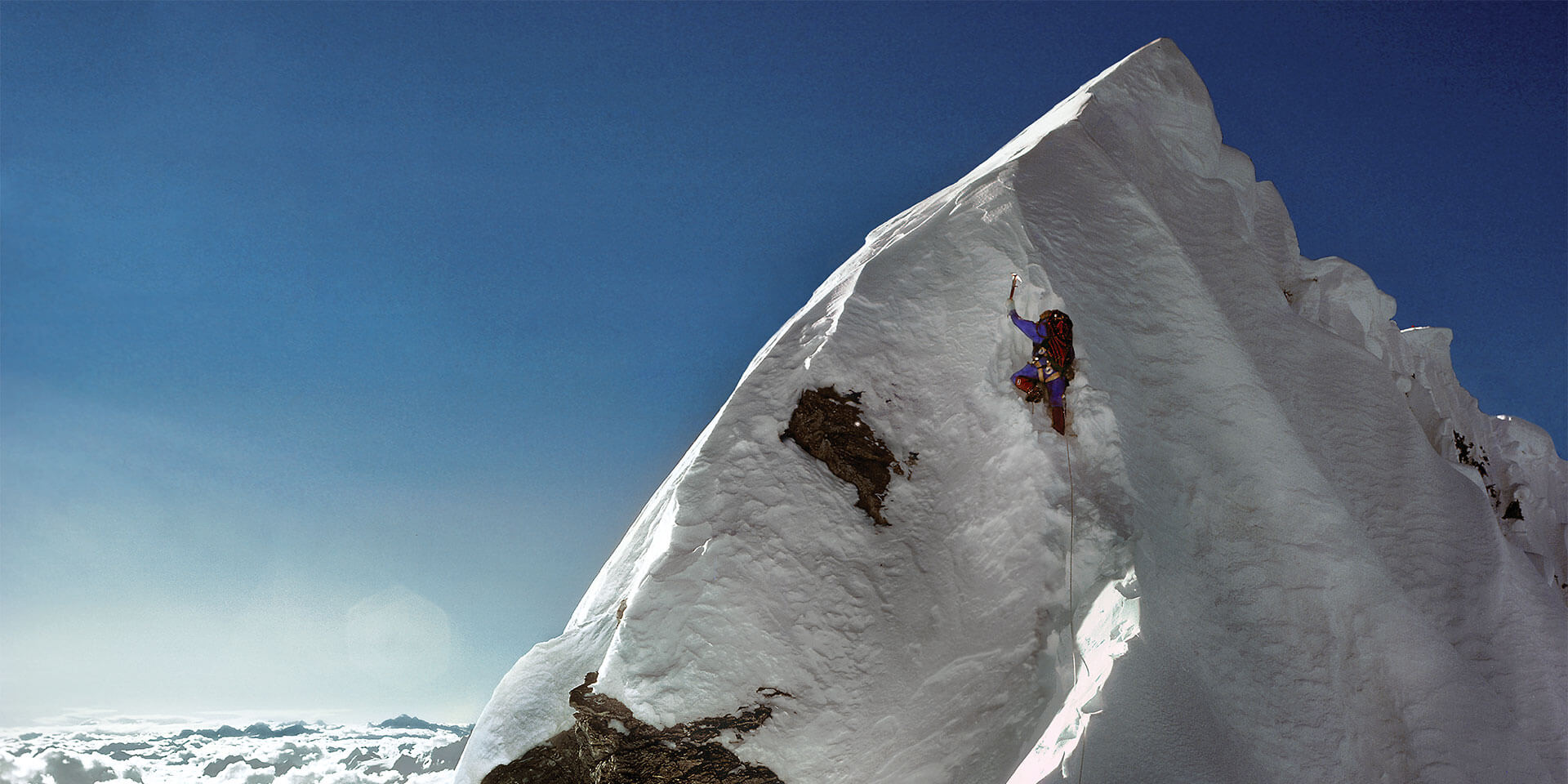 How to restore the lure of Everest
