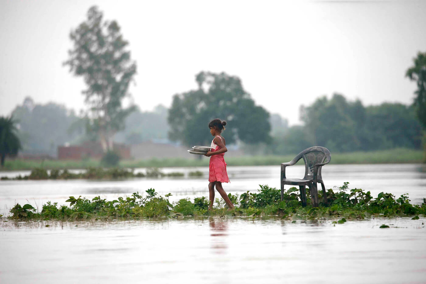 Nepal Tarai learns from past floods