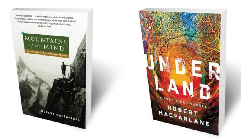 Adventures in Robert Macfarlane's Aboveworld and Underland