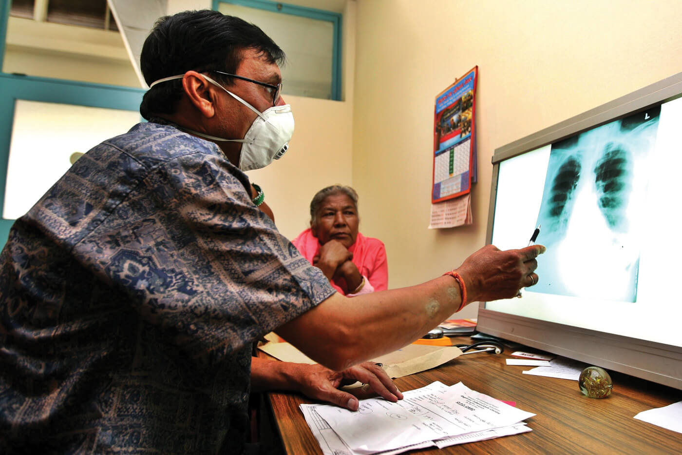 Nepal TB cases grossly underestimated