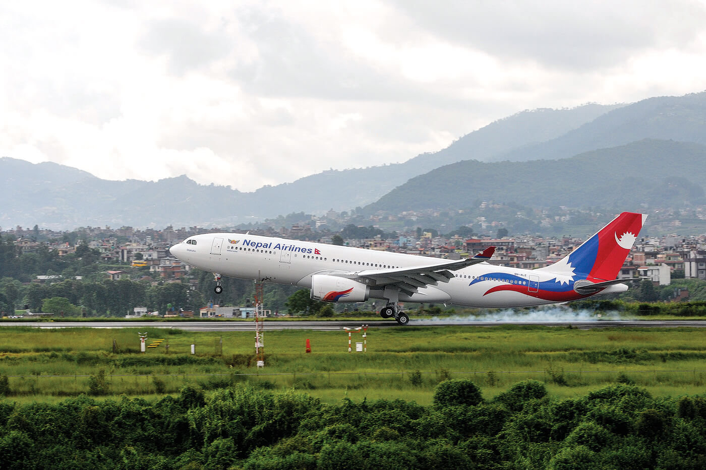Nepal Airlines has new planes, but no new plans