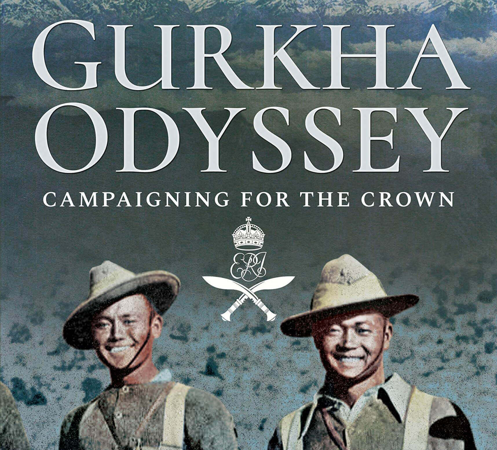 New Gurkha book