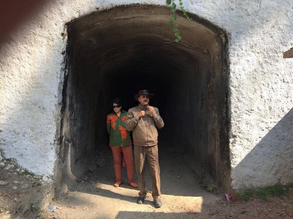 Nepal's first, and forgotten, tunnel