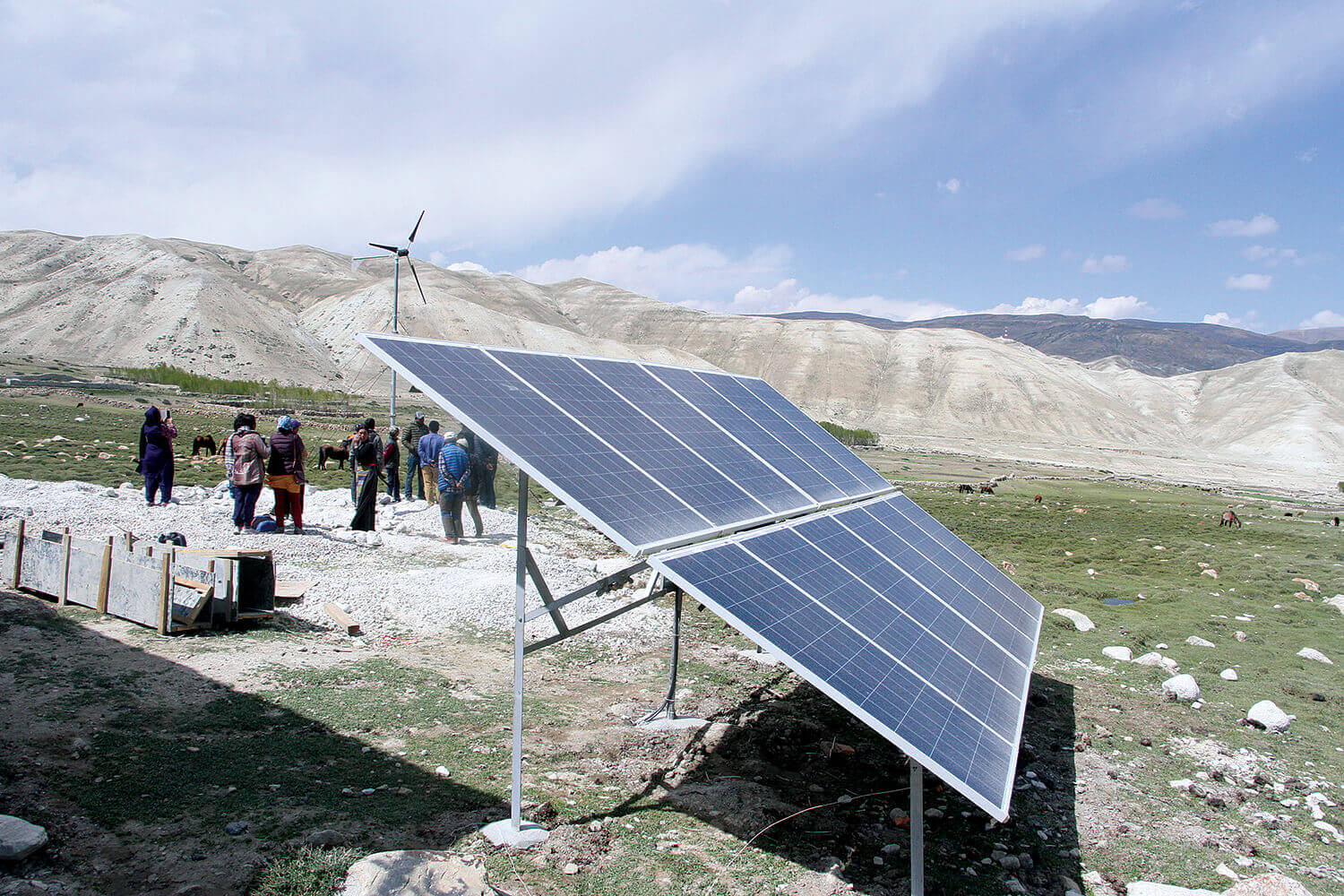 An energy windfall for Nepal?
