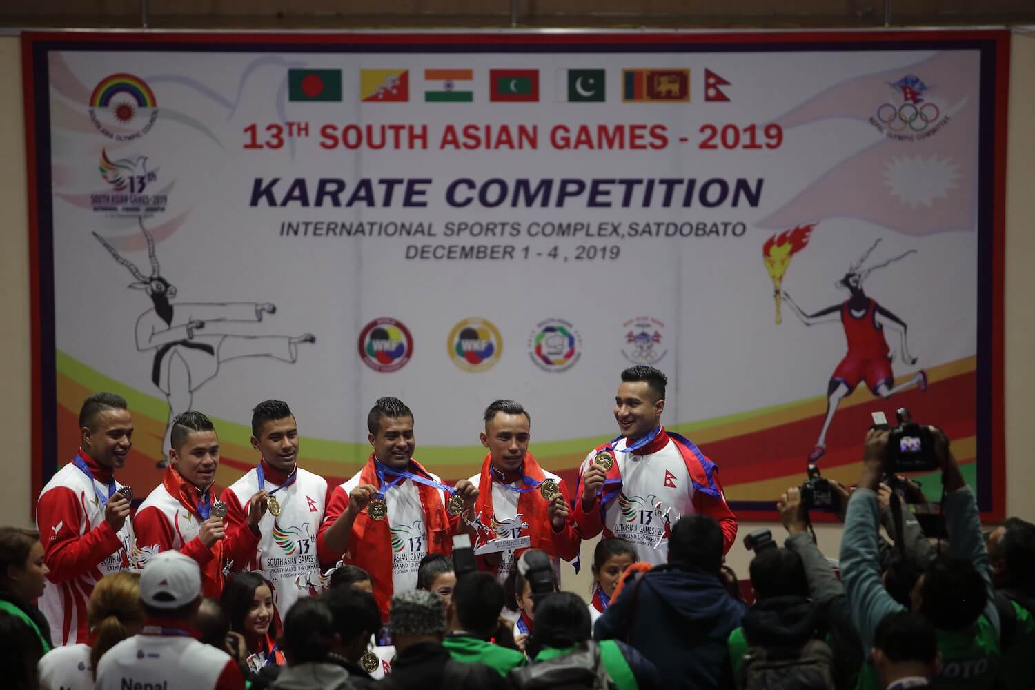 South Asian Games: Indian athletes win three gold, aggregate 10 medals