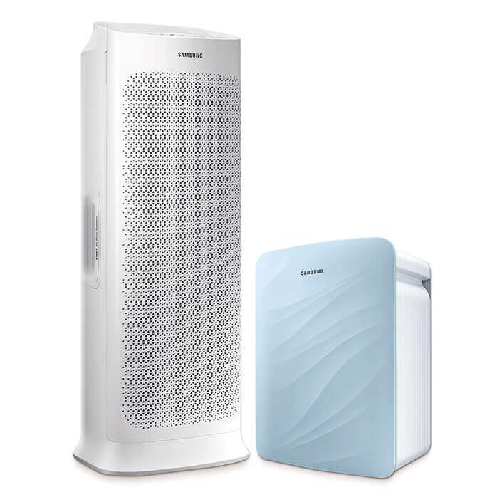 Samsung Air Purifiers makes Kathmandu air breathable