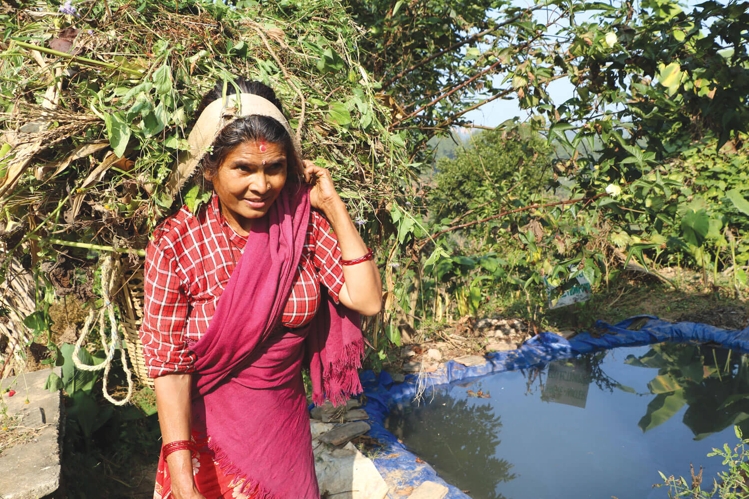 Women in climate hot spots face challenges adapting